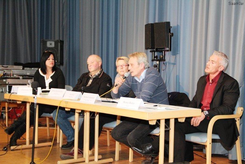 Vertreter der staatlichen Institutionen beleuchten die Lage der Roma