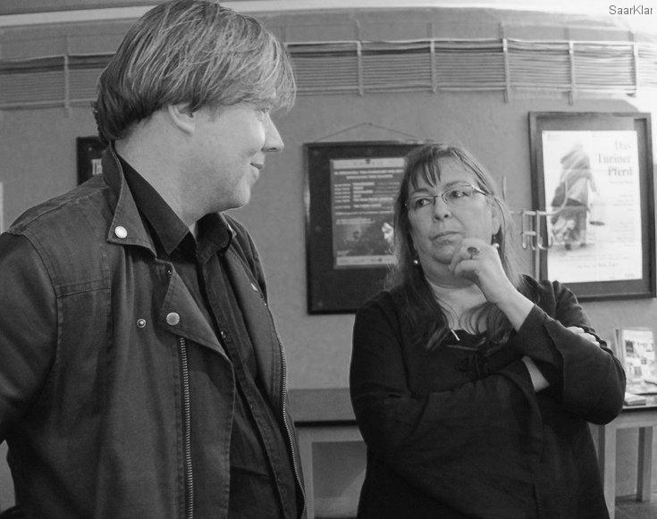 Ingrid Kraus und Fred Kelemen