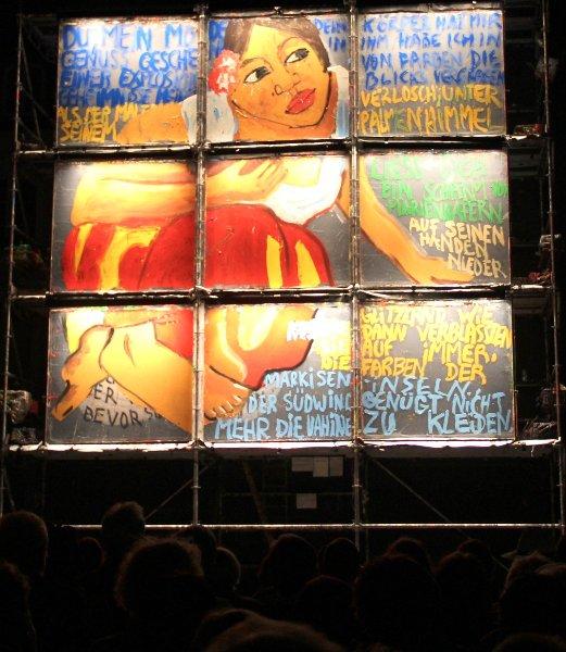 LUC AMOROS - Straßentheaterfestival Sommerszene 2013 SB