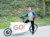 GO! Brief per Lastenrad