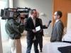 Saarlänidscher Wirtschaftsminister Heiko Maas - Deutsch/Türkische Informationsveranstaltung zur Existenzgründung