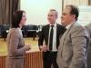 Sevdiye Erbay, Rasim Akaya und türkischer Generalkonsul Aslan Alpers Yüksel - Deutsch/Türkische Informationsveranstaltung zur Existenzgründung