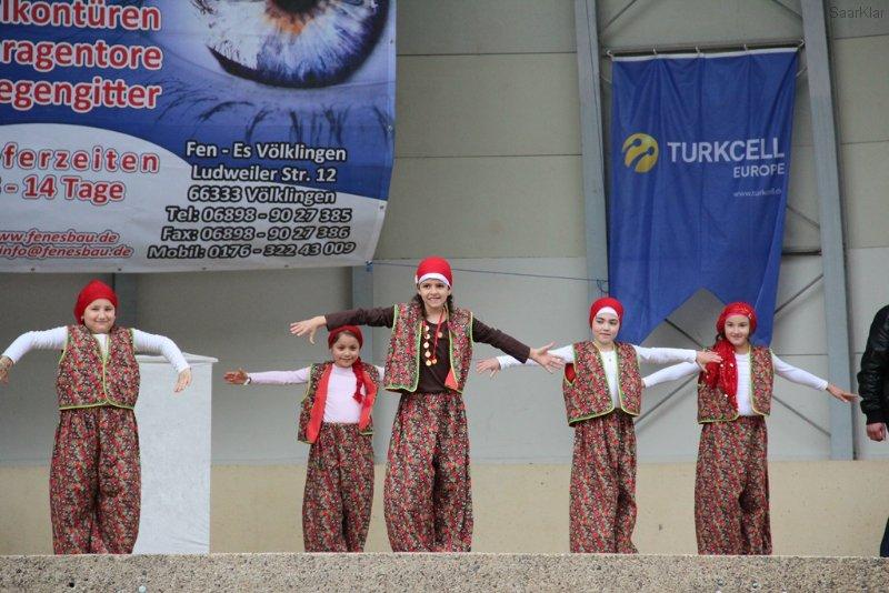 8. Türkischer Tag im Saarland