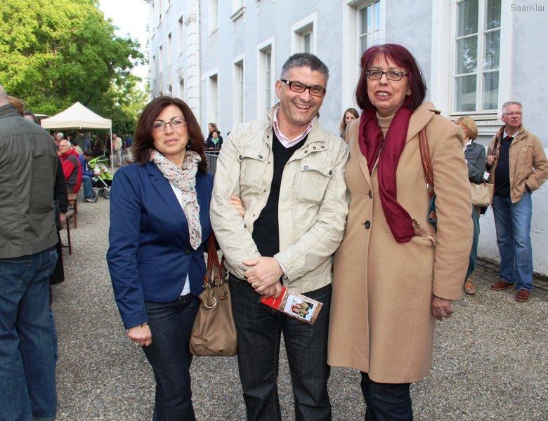 Italia in Piazza - Gabriele Ungers und Giovani Barba