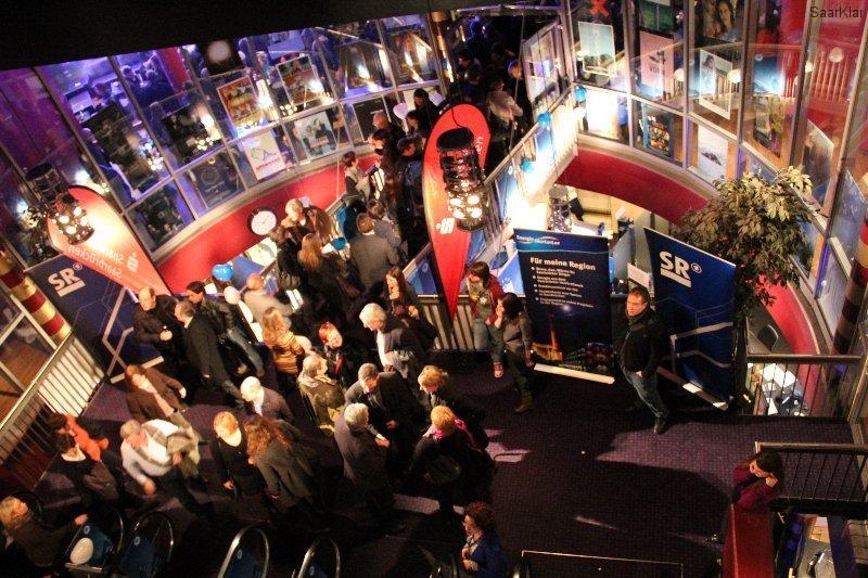 Eröffnungsfeier Max-Ophüls-Filmfestival