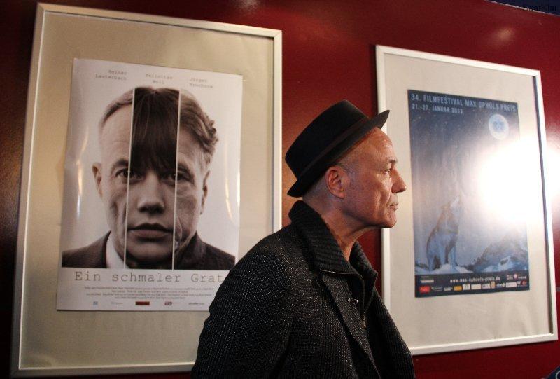 Ein schmaler Grat Max-Ophüls-Filmfestival