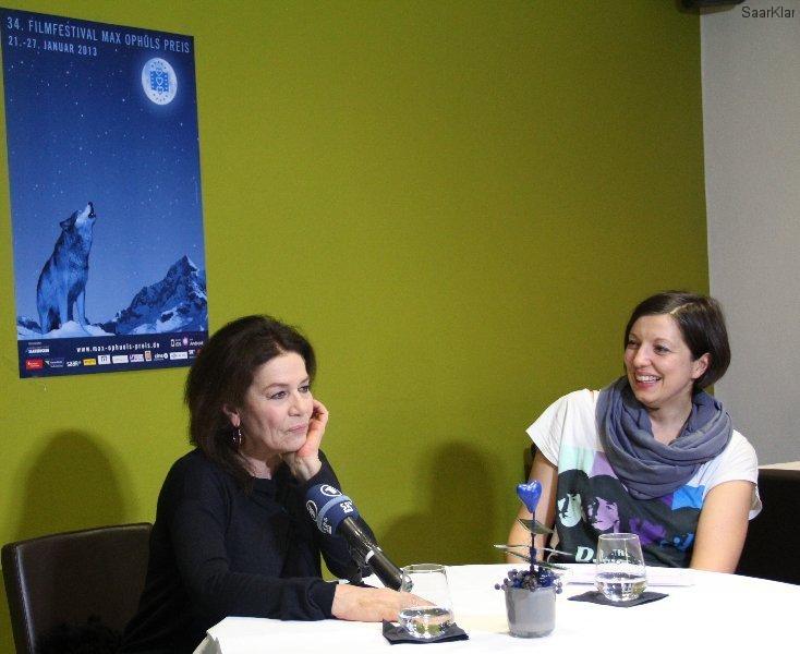 Hannelore Elsner Max-Ophüls-Filmfestival