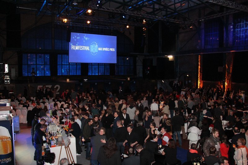 Preisverleihung Max-Ophüls-Filmfestival