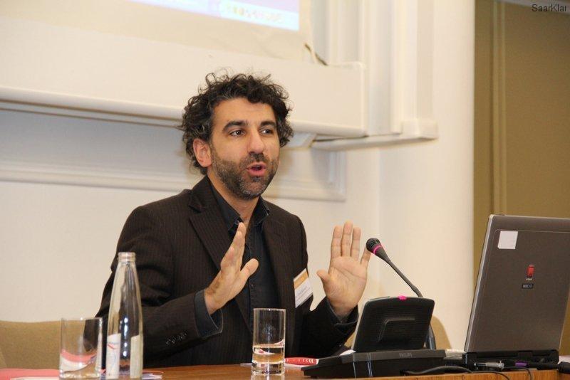 Neue deutsche Medienmacher - Dr. Chadi Bahouth