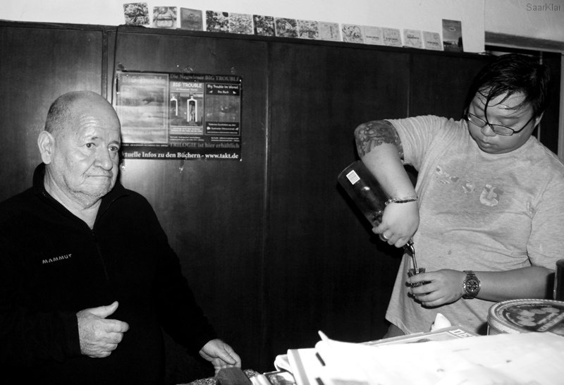 Dr. Mohsen und Gasthaus Bingert