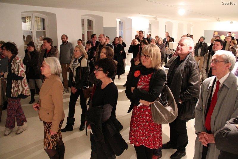 Neueröffnung Stadtgalerie