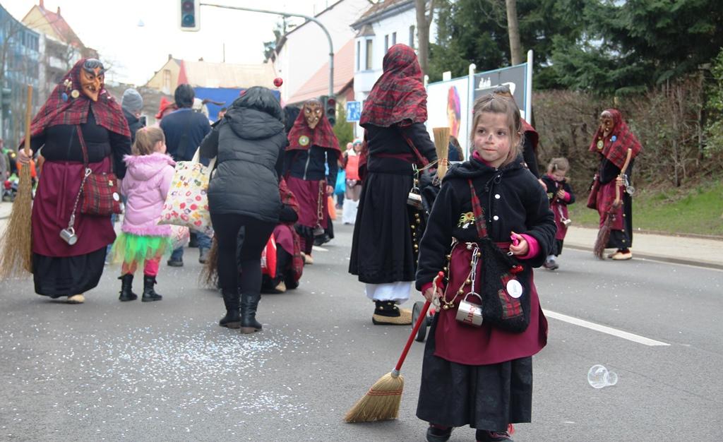 Rosenmontag 2014 Burbach