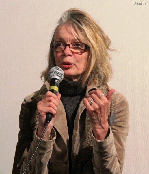 Regisseurin Brigitte Krause