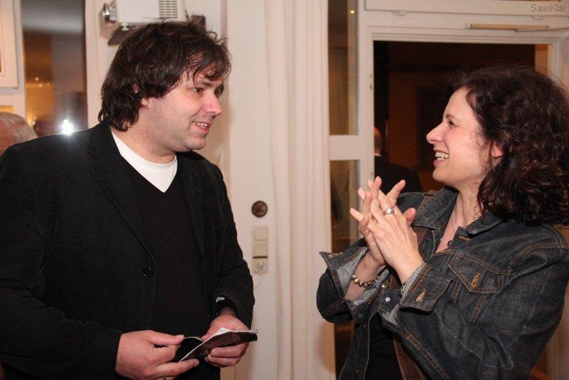 Saskia Petzold und Michael Koob