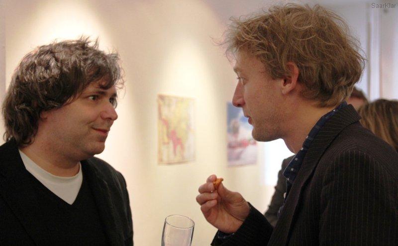 Boris Pietsch und Michael Koob