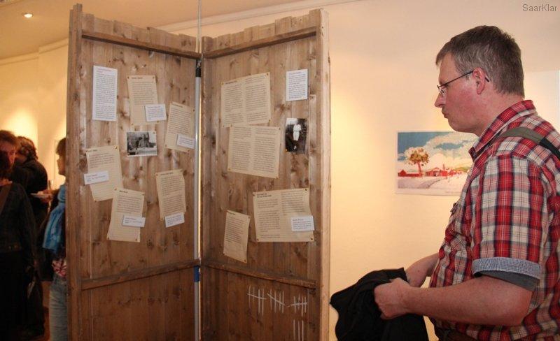Installation/Ausstellung  mit Olaf Welling