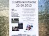 Stadtteilkonferenz Malstatt 2013