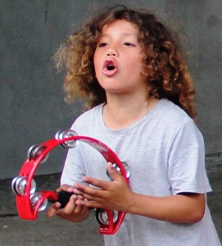 Straßenmusiker mit Zukunft?