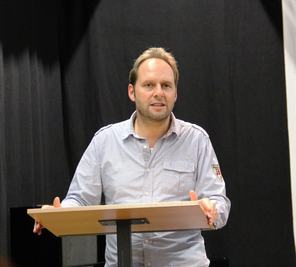 Dokumentarfilmer Marcus Vetter