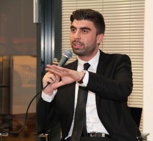 Mahmut Eğilmez, Mitglied in der Jungen Union und Blogger aus Nordrheinwestfalen