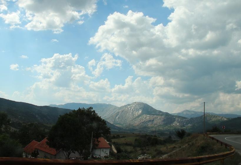 Ost Herzegowina Richtung Ost Bosnien