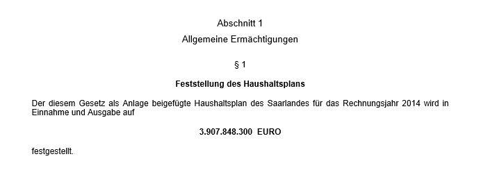 Haushalt 3.90000000