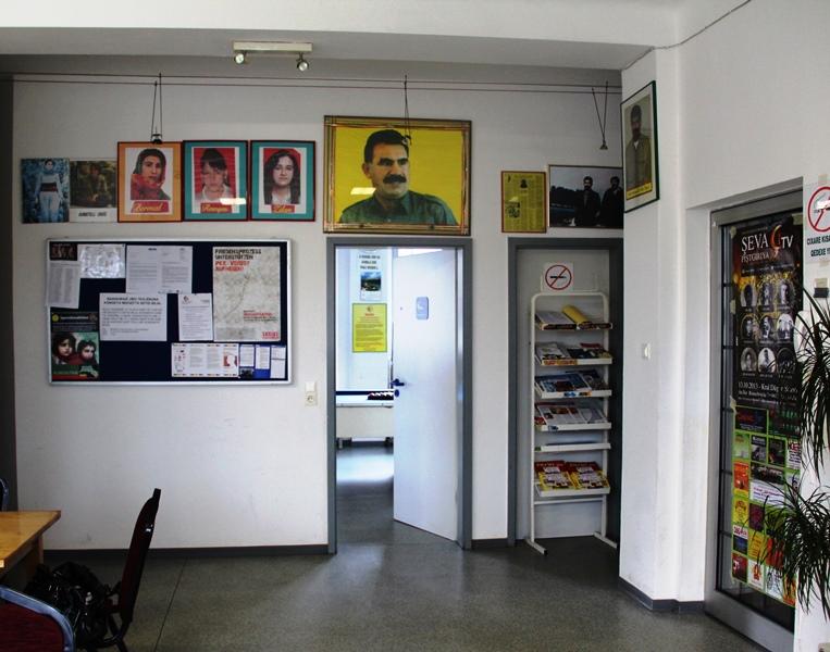 Die Vereinsräume