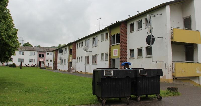 Flüchtlingsunterkünte in Lebach